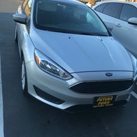 Photo taken at Future Ford Lincoln of Roseville by Arvind T. on 3/5/2018