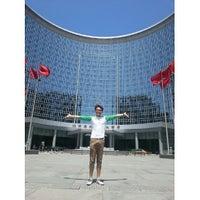 Photo taken at Grand Hyatt Beijing by WeiJie on 7/16/2013