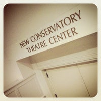 Photo taken at New Conservatory Theatre Center by Alex R. on 10/22/2012