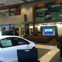 ... Photo Taken At Bob Rohrman Toyota Scion Lafayette By Kent V. On 2/19