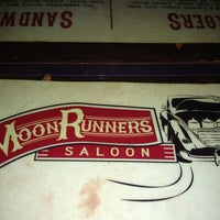 Photo taken at MoonRunners Saloon by Janice H. on 4/7/2013