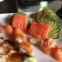 Foto tirada no(a) Nasai Japanese Food por Pedro L. em 2/1/2013