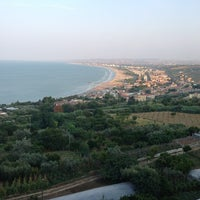 Photo taken at Belvedere Di Vasto by Mik S. on 8/21/2013