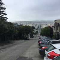 Photo taken at Russian Hill by Natasha N. on 8/14/2017