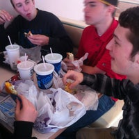 Photo taken at Taco Bell by Taran B. on 4/11/2013