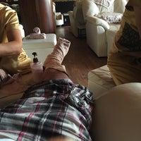 Photo taken at Sawasdee Massage by Cengo on 10/17/2014
