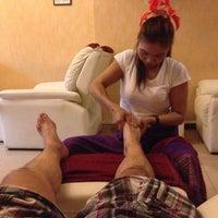 Photo taken at Sawasdee Massage by Cengo on 10/14/2014