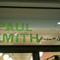 Photo taken at Paul Smith by Rami A. on 12/1/2013