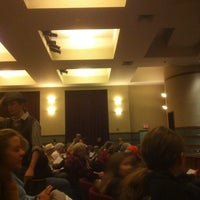 Photo taken at Oxford Town Hall by Stan C. on 2/23/2013