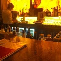 7/24/2013 tarihinde Anna K.ziyaretçi tarafından Vogue Hotel Lounge Bar'de çekilen fotoğraf
