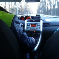 Photo taken at BALTIC Taxi by Kitija on 1/29/2014