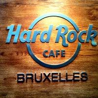 Foto scattata a Hard Rock Cafe Brussels da Berkay T. il 3/24/2013