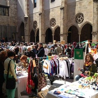 Foto tomada en Convent de Sant Agustí por Lera K. el 4/7/2013