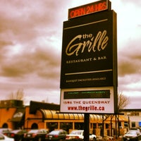 Photo taken at The Grille by Paul B. on 4/13/2013