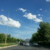 Photo taken at İzmir Bulvarı by Huriye O. on 5/27/2013