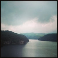 Photo taken at New River Gorge by Vick T. on 7/12/2013