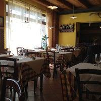 Photo taken at Ristorante Cascina Tresenda by Andrea M. on 4/14/2013