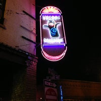 Photo taken at Voodoo Doughnut by Macy E. on 2/18/2013