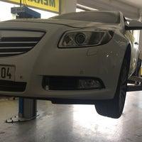 Photo taken at Mutlu Otomotiv Opel ve Chevrolet Servisi by İsa Mesut on 3/21/2015