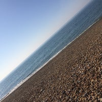 Photo taken at Folkestone Seafront by Narcisa A. on 5/6/2018