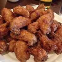 Photo taken at BonChon Chicken by Stephanie N. on 5/27/2013