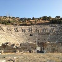 8/11/2013 tarihinde Hasan Ü.ziyaretçi tarafından Antik Tiyatro'de çekilen fotoğraf