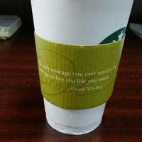 Photo taken at Starbucks by Anjani V. on 6/25/2014