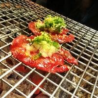 Photo taken at 大腕燒肉 by Kovis L. on 9/30/2012