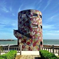 Photo taken at 羅厝魚港 by Kovis L. on 7/3/2013