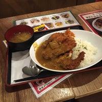 Photo taken at 串かつ でんがな 本厚木ミロードイースト店 by mash J. on 2/28/2016