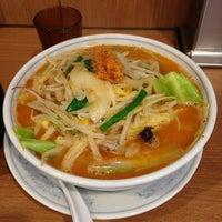 Photo taken at たんめん専門店 百菜 ビナウォーク店 by mash J. on 3/16/2014
