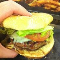Photo taken at Big Smoke Burger by Pyrate B. on 2/20/2013