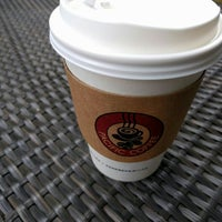 Photo taken at Pacific Coffee by Masao H. on 5/13/2016