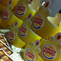 Photo taken at Burger King by Camilla R. on 5/25/2013