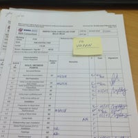 Photo taken at DMIA BEB Quality Control Office by Volkan D. on 5/14/2013