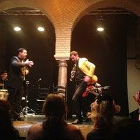 Foto tomada en Museo del Baile Flamenco por Claris C. el 5/31/2013