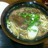 Photo taken at とぅんち小西崎店 by うりゅー on 3/11/2013