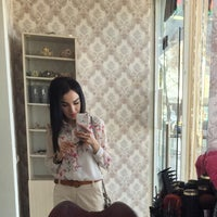 "Photo taken at Салон красоты ""Лейла"" by Камола И. on 2/27/2018"