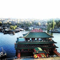 Photo taken at Sea Palace by John A. on 5/27/2013