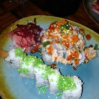 Photo taken at JoTo Thai-Sushi Tampa by Danielle D. on 2/3/2013