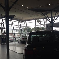 Photo taken at Salon Volkswagen Diesa SA by Tati O. on 4/12/2014