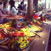 Photo taken at Restaurante Papa Capim by Talyane M. on 2/8/2013