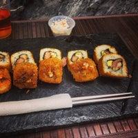 Photo taken at Go Sushi by Alejandro R. on 11/24/2013
