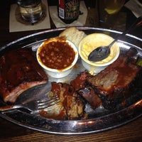 Photo taken at Fiorella's Jack Stack Barbecue by Will B. on 10/29/2013