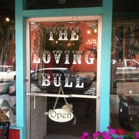 Photo taken at The Loving Bull by Boone W. on 7/19/2013