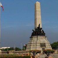Foto tomada en Rizal Park por Evan Tantuco el 5/25/2013