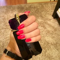 Photo taken at Adelina Nails by Anna M. on 7/16/2014