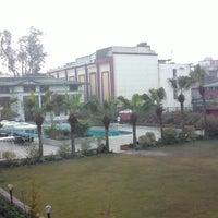 Photo taken at Taj Annapurna Hotel Kathmandu by Annas Araby A. on 2/19/2014