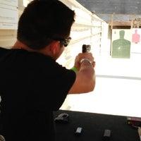 6/29/2013 tarihinde Matt G.ziyaretçi tarafından Elm Fork Shooting Range'de çekilen fotoğraf