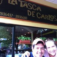 Photo taken at La Tasca de Carlos by Dahiana Z. on 5/24/2013